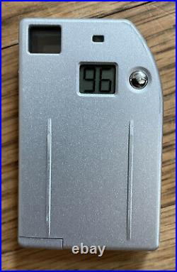 007 James Bond JB1 Digital RARE Spy CAMERA Cigarette Lighter Subminiature CIB