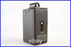 1927 Ansco Memo 1st 35mm 1/2 Camera US Made Velostigmat Lens TESTED RARE V15