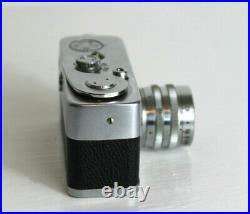 1958 Sub Miniature Ricoh 16 Camera Riken Lense + Case
