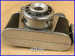ASTRA Hit Type Vintage Subminiature Spy Camera Made in Japan -Great Collectible