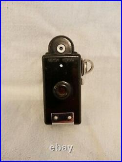Black Coronet Midget Camera Good Condition