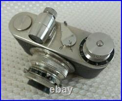 Boltax I Picny D Vintage Subminiature Camera with 40mm Picner Anastigmat & Case