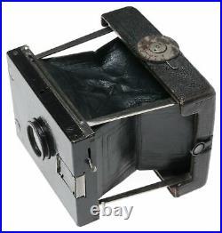 CP Goerz Vest Pocket Plate Baby Tenax Strut Folding Camera Dagor Lens