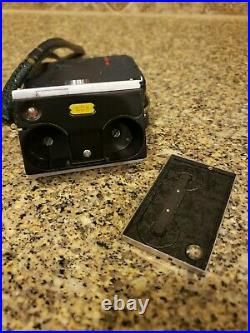 C. 1950 vintage MAMIYA SUPER 16 SPY CAMERA MADE IN OCCUPIED JAPAN with Case