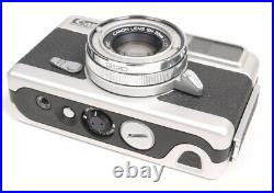 Canon Demi EE17 Half-Frame 35mm Camera Set and It's a Beauty Meter Works