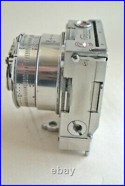 Compass LeCoultre Le Coultre subminiature camera. Excellent condition