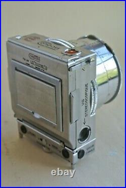 Compass LeCoultre camera, complete, Early model, Nr 43++, working, mint