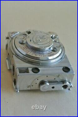 Compass LeCoultre camera, complete, Early model, working, mint-, Rare