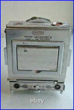 Compass LeCoultre camera, excellent cosmetic condition, rare