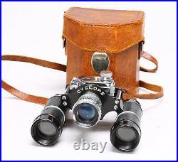 Cyclops Binocular Subminiature Spy Camera Japan Teleca