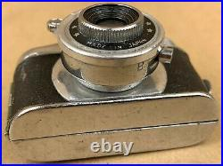 DALE Subminiature Camera Japanese Hit Type Hard To Find Nice