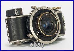 EXC++ Minifex 16mm Sub-miniature Camera & Astrar Plasmat 27mm f/2.7 Working
