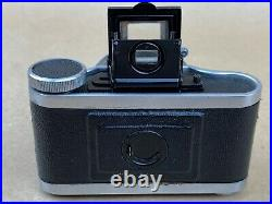 Elgy Lumiere Subminiature Camera Made in France with 3.5 Lypar Lens Rare