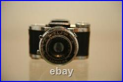 Eljy Lumiere Subminiature Camera with Anastigmat Lypar F3.5 Lens France 1937