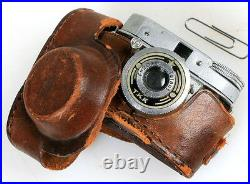 Epochs 1948 Subminiture Camera Made In Occupy Japan