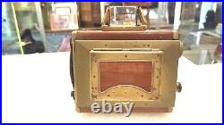 Ernemann Tropen-Klapp camera 6.5x9cm