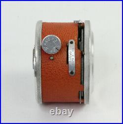 FOTAL Prototype non marqué E. RAU image de 8 x 12 mm Wetzlar Allemagne Vers 1955