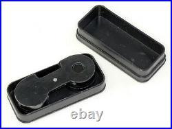 Filmekassette für KGB-STASI 8x11mm T = TOTSCHKA (SPY-Minox) mit Etui RARE