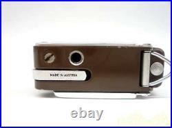 GOERZ Minicord III subminiature camera From Japan