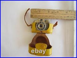 GOLDEN CMC Mini Spy Camera, VINTAGE 2W x 1.25H(5.1CMx3CM)So Rare