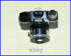 GUZZI SUB MINIATURE CAMERA Earth Optical Company Japan 1938
