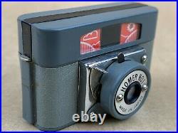 Homer No. 1 Gray Vintage Sub-miniature Spy Camera Hit Type Hard To Find