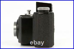 Ikkosha Start 35 Bakelite Subminiature Camera withFinder, Case, Box from Japan