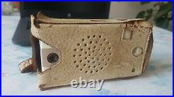 KOWA Ramera White Bakelite Vintage Camera and Radio