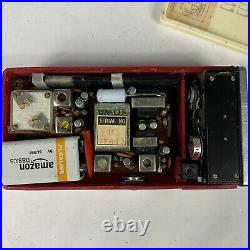 Kowa RAMERA Transister Radio and Mini-Camera Combination Vintage Radio Works