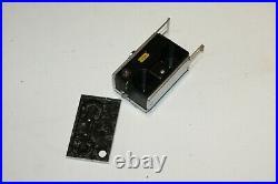 MAMIYA SUPER 16 miniature camera chrome mechanical vintage iconic UNTESTED -K4