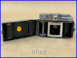 MIDGET JILONA Misuzu Trading Hit Type Vintage Subminiature Camera Rare