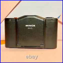 MINOX 35 EL Compact CAMERA Full Working Order! Excellent Condition With Case
