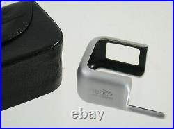 MINOX 8x11 A B C BL vintage original Germany Winkelsucher angle finder set top