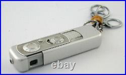MINOX A 8x11 IIIs miniature spy precision Germany camera Kamera Miniatur /21