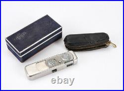 MINOX RIGA, WITH CASE AND DECENT BOX/cks/211600