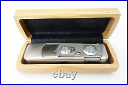 MINOX VEF RIGA Stahl 15808 Minostigmat 15mm f3,5 Made in Latvia jo092