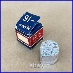 Minimax Pocket 110 EE Vintage Subminiature Spy Film Camera With Case & Film, NICE
