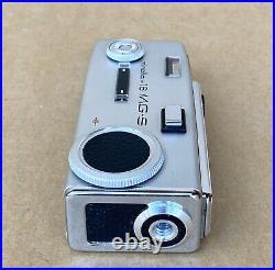 Minolta 16 MG-S Sub-Miniature Spy Camera Kit, Vintage, Complete, NICE