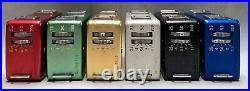 Minolta 16 Model I Blue Green Gold Red Silver Black complete set WOW
