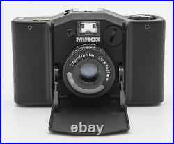Minox 35 GSE Miniaturkamera Colar Minotar 12.8 35mm Optik