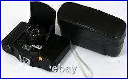 Minox 35 GT Smallest 35mm Film Camera c/w Color-Minotar 35mm f/2.8 Lens Kit Set