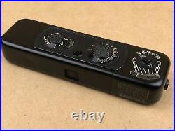 Minox B Black camera set # 824552 with case, chain & Box Rare Spy Sub-miniature