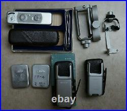 Minox B In Display Case & Accessories