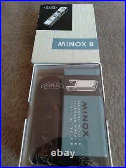 Minox B camera
