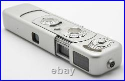 Minox B chrom Miniaturkamera Spionagekamera Complan 3.5 15mm Optik