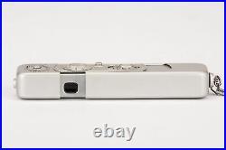 Minox B chrom Miniaturkamera Spionagekamera mit Complan 13.5 15mm Optik