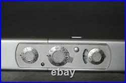 Minox C 3.5/15mm Spionage Agentenkamera 1960/70er 8x11 Kamera Silber