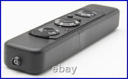 Minox C Miniaturkamera Kamera Camera schwarz 15mm 3.5 Optik