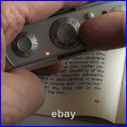 Minox C Sub-Miniature Camera and Accessories
