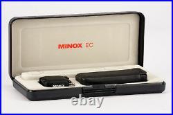 Minox EC Miniaturkamera Kamera Spionagekamera Camera